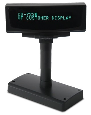 Kundendisplay Partnertech CD-7220